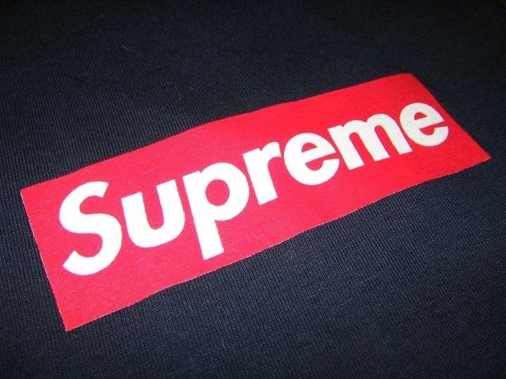 supreme gucci box logo tee la map